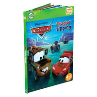 LeapFrog Tag Book - Disney/Pixar Cars - Tractor Tipping