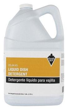 TOUGH GUY 20JK45 Dishwashing Detergent, Liquid,1 gal, PK4