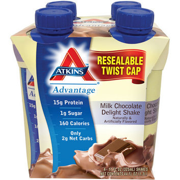 Atkins Advantage Milk Chocolate Delight Shake