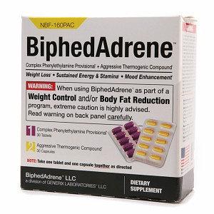 BiphedAdrene Weight Loss Pill