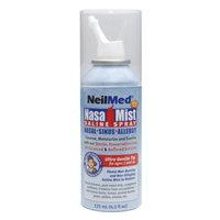 NeilMed Nasamist Isotonic Saline Spray, 4.2 fl oz