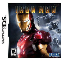 Sega Iron Man (Nintendo DS)