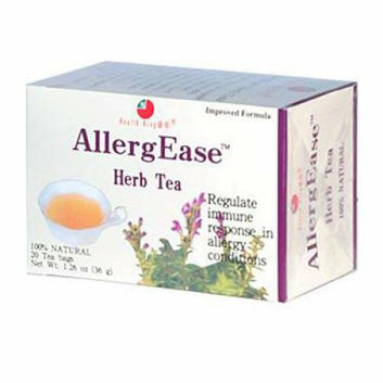 Health King AllergEase Herb Tea 20 Tea Bags
