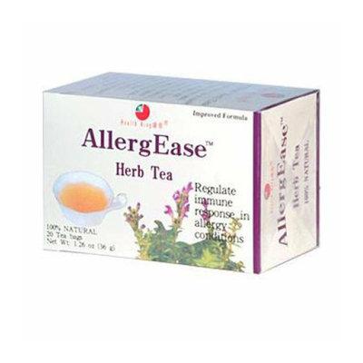 Health King AllergEase Herb Tea 20 Tea Bags