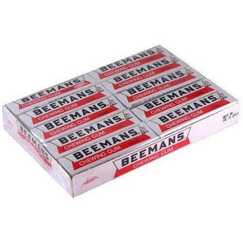 Cadbury Beemans (Beeman's) Chewing Gum 20 x 5 stick packs