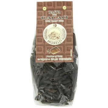 Morelli Wheat Germ Penne, Cocoa, 8.8 Ounce