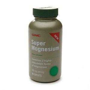 GNC Super Magnesium