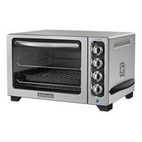 KitchenAid Convection Countertop Oven - Silver (12