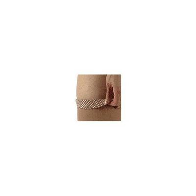 Sigvaris 230 Cotton Series 30-40 mmHg Open Toe Thigh High Sock Size: Medium Long