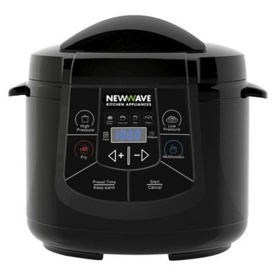 NewWave NW Kitchen Appliances 6-in-1 Multi Cooker - Electric Pressure Cooker
