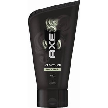 Axe Styling Aid, Hold Plus Touch, Thick Hair, Cream Wax, 3.2 Ounce
