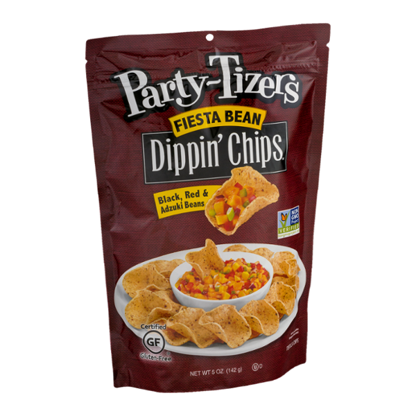 Party-Tizers Dippin' Chips Fiesta Bean