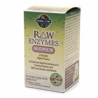 Garden of Life Raw Enzymes