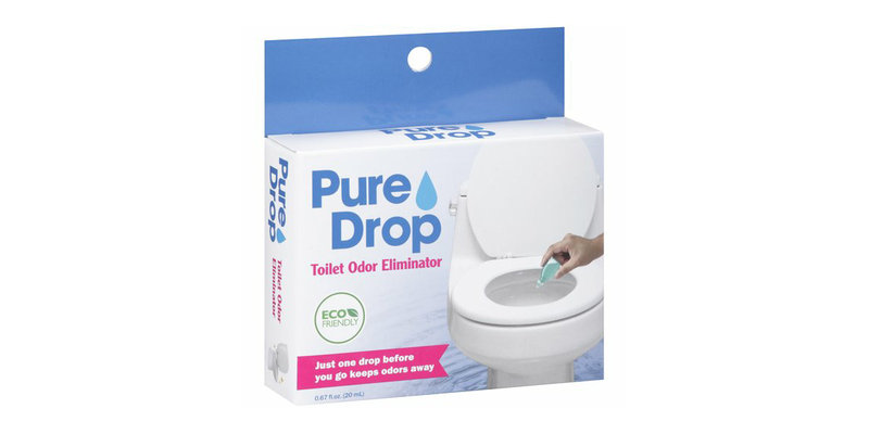 Walmart Pure Drop Toilet Odor Eliminator Reviews 2019