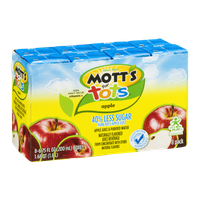 Motts for Tots Juice Apple - 8 CT