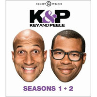 Key & Peele: Seasons One And Two (Blu-ray) (Widescreen)