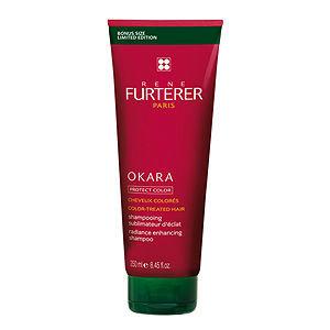 Rene Furterer OKARA PROTECT COLOR radiance enhancing shampoo Bonus size