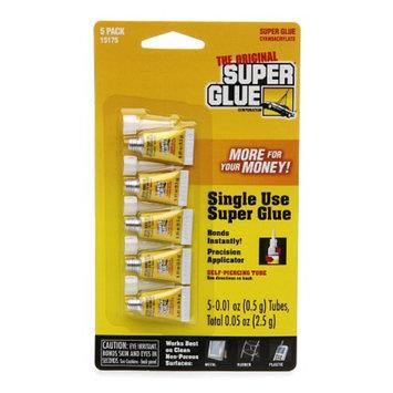 The Original Super Glue Corporation Single Use Tubes