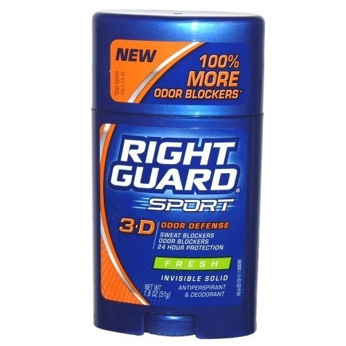 Right Guard Sport Anti-Perspirant and Deodorant Solid Fresh