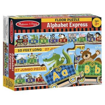 Melissa and Doug Alphabet Express Floor Puzzle