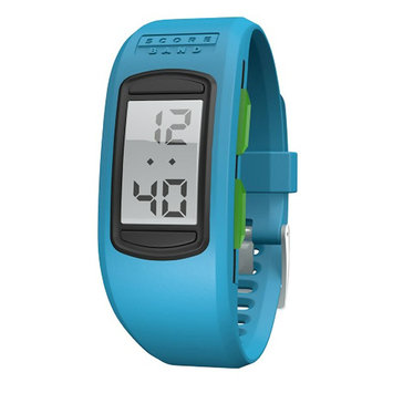 Cam Consumer Products, Inc. Play 4 Mode Digital Scorekeeping Sports Watch Blue