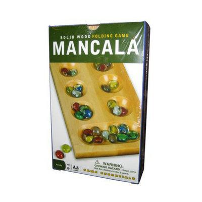 Cardinal Industries Cardinal Games Deluxe Mancala with Folding Wood Case