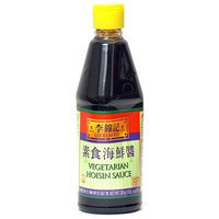 Lee Kum Kee Vegetarian (Kosher) Hoisin Sauce, 20-Ounce Bottle (Pack of 3)
