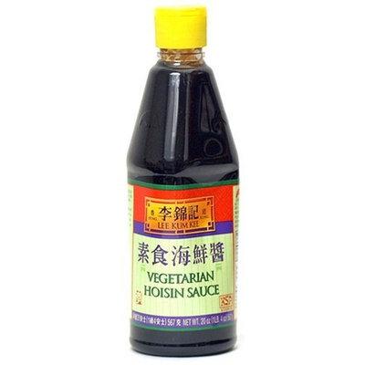 Lee Kum Kee Vegetarian (Kosher) Hoisin Sauce, 20-Ounce Bottle (Pack of 3)