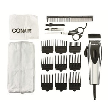 Conair 17pc. Ethnic Clipper Kit