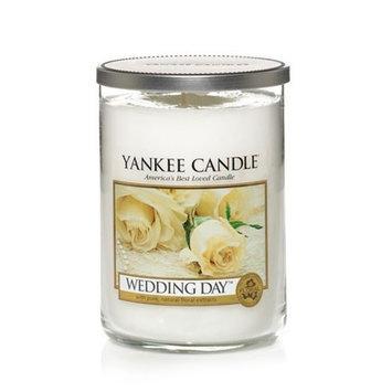 Wedding Day - 2 Wick 22 Oz Large Yankee Candle Tumbler Jar