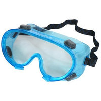 Acme Physicians Care Impact Resistant Safety Splash Goggles Protected With Anti-microbial Protection