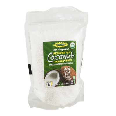 Let's Do...Organic Reduced Fat Coconut Unsweetened