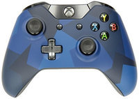Microsoft Corp. Microsoft - Xbox One Special Edition Midnight Forces Wireless Controller - Camouflage