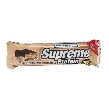 Supreme Protein Whey Isolate Cocolate Chip Cookie Dough