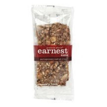 EARNST Earnest Eats Pomegranate Walnut Crisp Granola Plank, Size: 3 Oz (Pack of 6)
