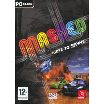 Thq Mashed - Drive To Survive