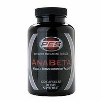 PES Anabeta Muscle Transformation Agent