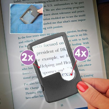 Taylor Gifts That Company Called If 5221 Pocket Led Magnifier