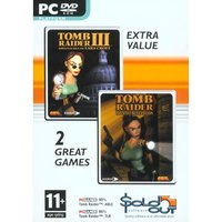 Eidos Interactive Tomb Raider III & Tomb Raider IV The Last Revelation