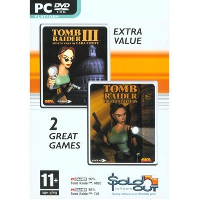 Eidos Interactive Tomb Raider III & Tomb Raider IV The Last Revelation