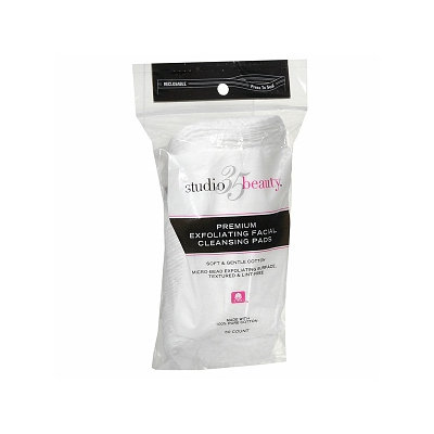 Studio 35 Exfoliating Facial Cleansing Pads