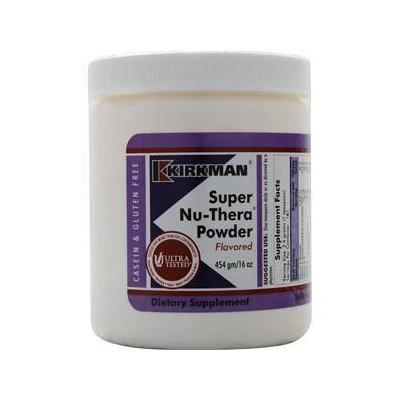 Kirkman Super Nu-Thera Powder - Hypoallerganic 454 gr