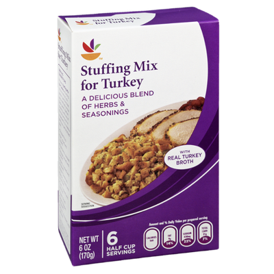Ahold Stuffing Mix for Turkey