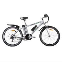 Cyclamatic Power Plus Electric Mountain Bike with Lithium-Ion Battery