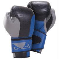 Bad Boy Mma Bad Boy Legacy Boxing Gloves - Black/Blue/Grey - 16oz
