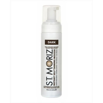 St Moriz Instant Self Tanning Mousse