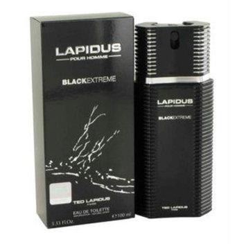 Lapidus Black Extreme by Ted Lapidus Eau De Toilette Spray 3.4 oz
