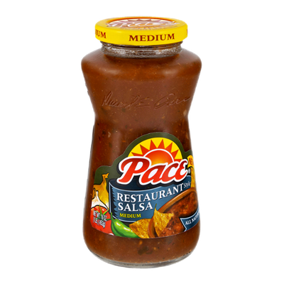 Pace Restaurant Style Medium Salsa