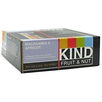 Kind Macadamia And Apricot 12pk