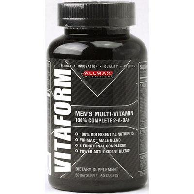ALLMAX Nutrition Vitaform Men's Multi-Vitamin 60 Tablets